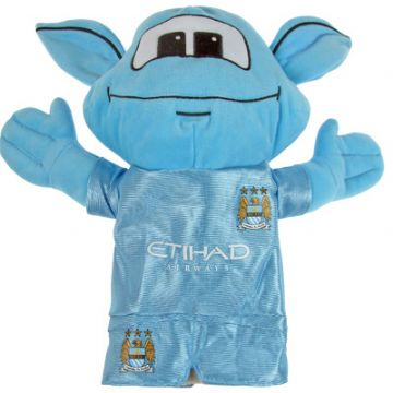 Manchester City Mascot Headcover